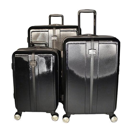 Kathy Ireland Darcy 3-pc. Hardside Lightweight Luggage Set