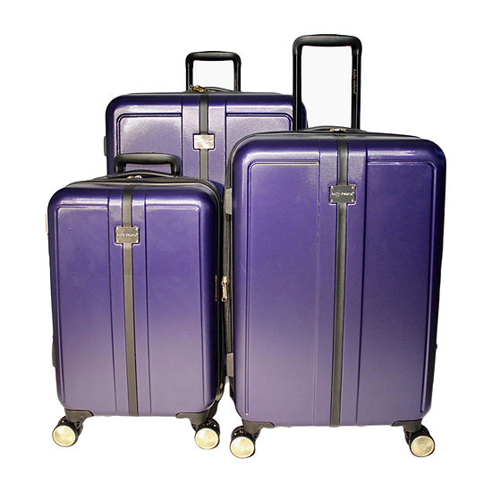 Kathy Ireland Darcy 3-pc. Hardside Lightweight Luggage Set