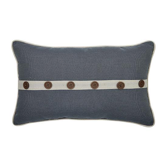 Croscill Classics Silas Rectangular Throw Pillow