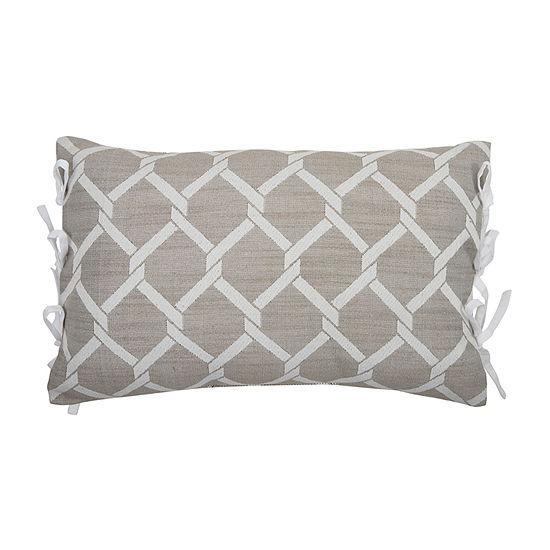 Croscill Classics Layla Rectangular Throw Pillow