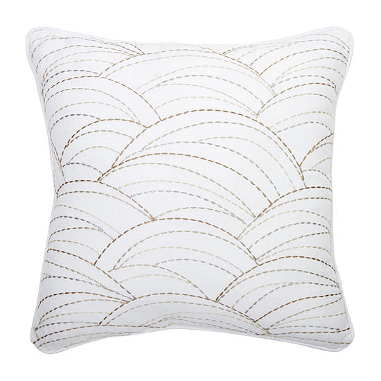 Croscill Classics Layla Square Throw Pillow
