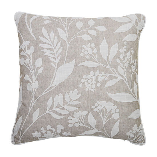 Croscill Classics Layla Square Throw Pillow