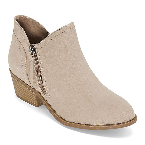 Arizona Womens Coachella Block Heel Booties