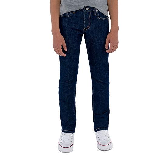 Levi's 511 Flex Stretch Big Boys Slim Fit Jean