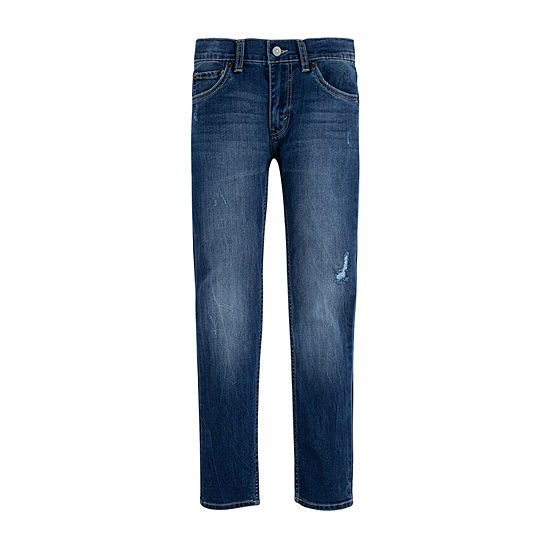 Levi's 510 Everyday Performance Big Boys Slim Fit Jean