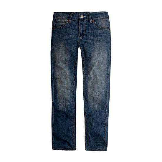 Levi's Big Boys Slim Slim Fit Jean