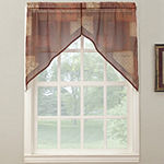 Rod-Pocket Kitchen Valance