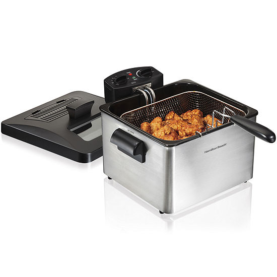 Hamilton Beach® Professional-Style Deep Fryer