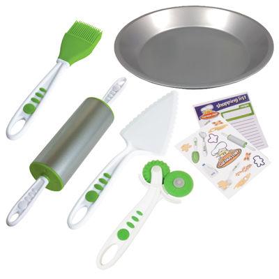 Curious Chef 5-pc. Kids Pie Baking Kit