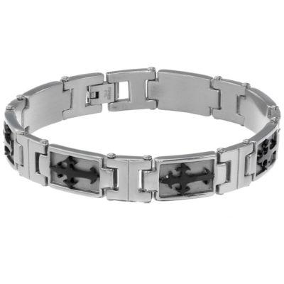 Stainless Steel 9 Inch Link Link Bracelet