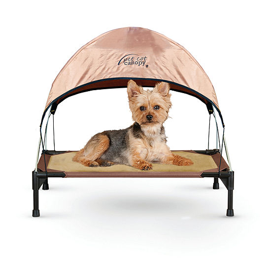 K H Manufacturing Pet Cot Canopy Canopy Only