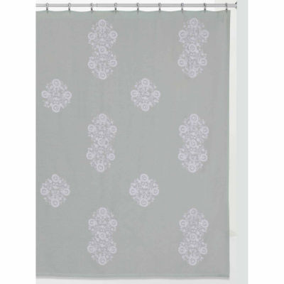 Boho Cotton Shower Curtain