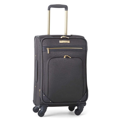 "Liz Claiborne Aubree 20"" Expandable Spinner Luggage"