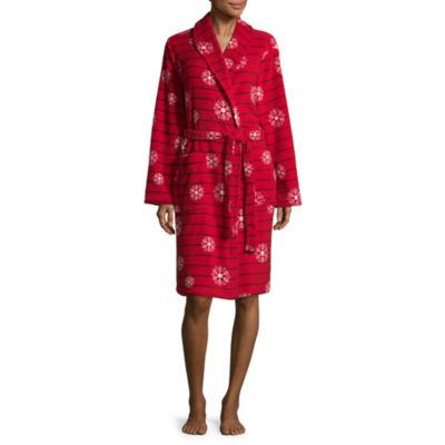 Sleep Chic Plush Robe