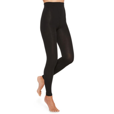 Mixit 1 Pair Fleece-lined Footless Tights