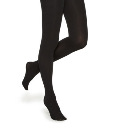 Mixit 1 Pair Fleece Footed Tights