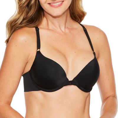 French Affair Front Close Laser Cut Waltz Push Up Bra-2937br