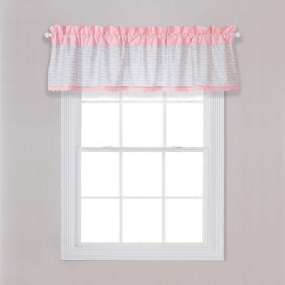 Trend Lab Be Happy Rod-Pocket Curtain Panel