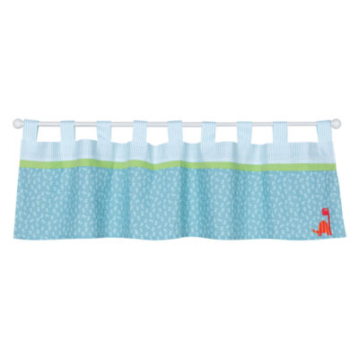Trend Lab Dinosaur Roar Tab-Top Curtain Panel