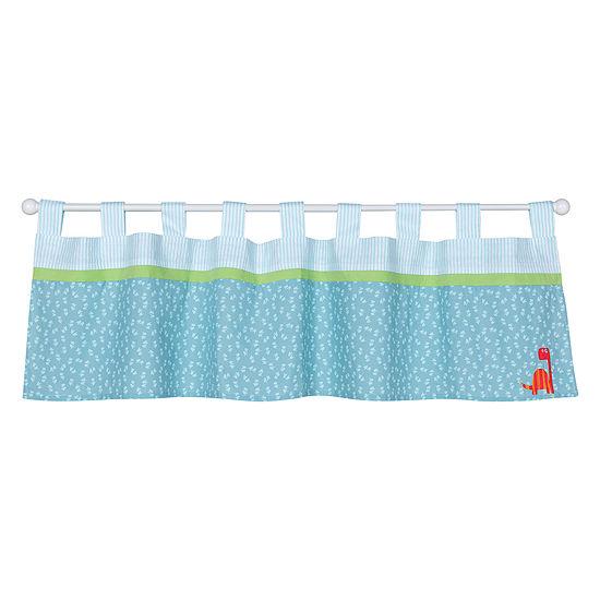Trend Lab Dinosaur Roar Tab-Top Curtain Panel