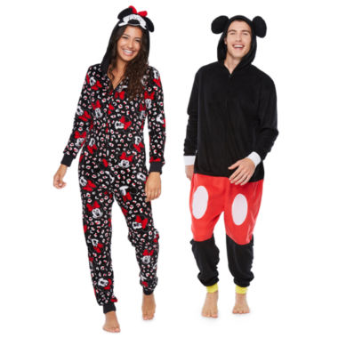 Disney Mickey Mouse Knit One Piece Pajama
