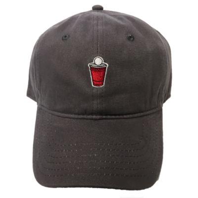 Beer Pong Baseball Cap