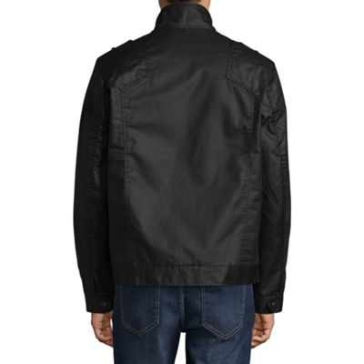 Decree Coated Canvas Jacket