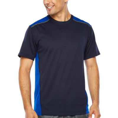 Msx By Michael Strahan Performance Short Sleeve Crew Neck T-Shirt