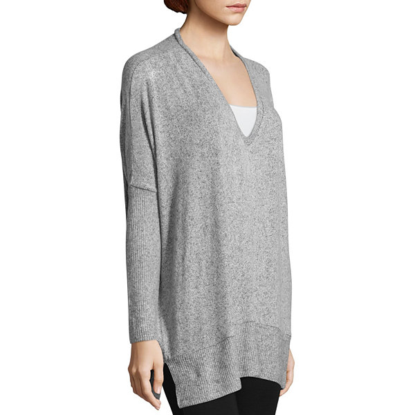 Arizona Soft Oversized Tunic T-Shirt-Juniors