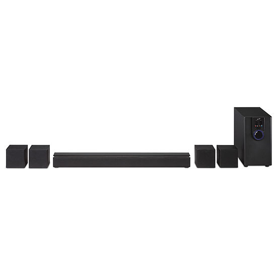 iLive Bluetooth 5.1 Channel Home Theater System IHTB138B