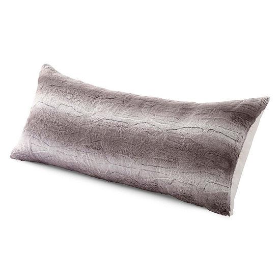Truly Soft Luxury Faux Fur Body Pillow