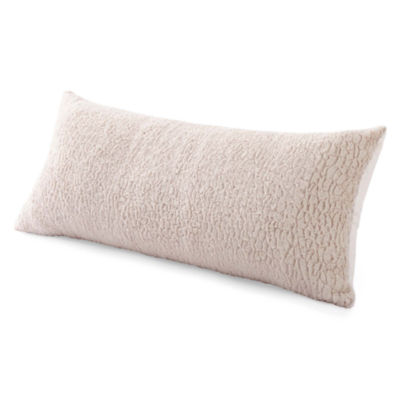 Truly Soft Luxury Faux Fur Body Pillow