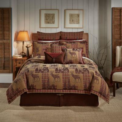 Croscill Classics Glendale 4-pc. Comforter Set