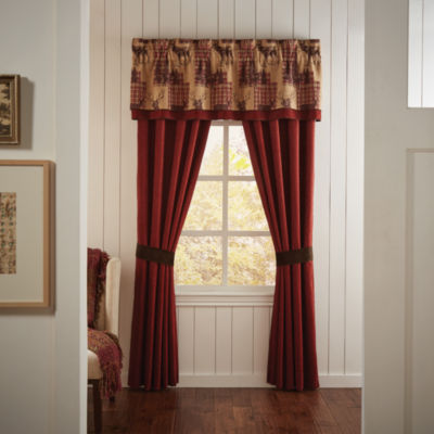 Croscill Classics Glendale Rod-Pocket Curtain Panel