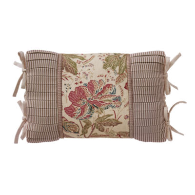 Croscill Classics Camille Rectangular Throw Pillow