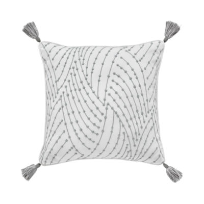 Croscill Classics Eleyana Square Throw Pillow