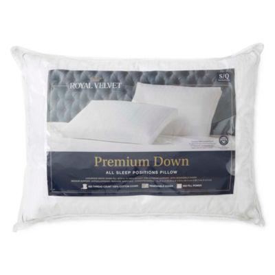 Royal Velvet Premium Down Pillow