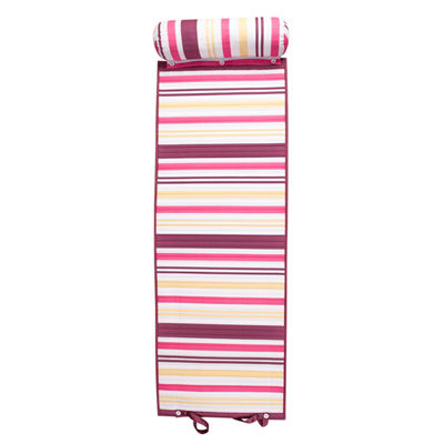 Stripe Rolled Beach Mat