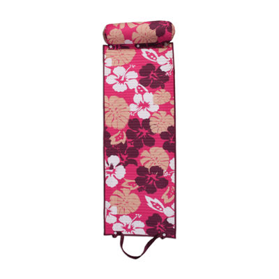 Floral Rolled Beach Mat