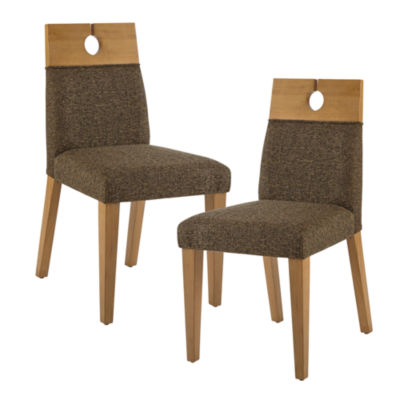 INK + IVY Metro Set of 2 Dining Chairs