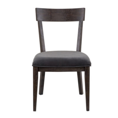 Madison Park Signature Bentner Set of 2 Dining Side Chairs