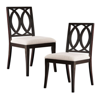Madison Park Signature Cooper Set of 2 Dining Chairs