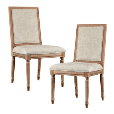 Madison Park Signature Lulu Set of 2 Dining Chairs