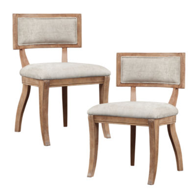Madison Park Signature Marie Set of 2 Side Chairs