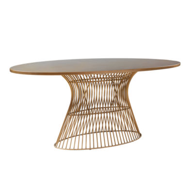 INK + IVY Mercer Oval Dining Table