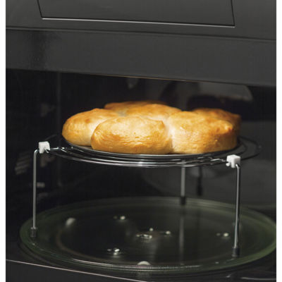 GE® Profile™ Series 1.7 cu. ft. Convection Over-the-Range Microwave Oven