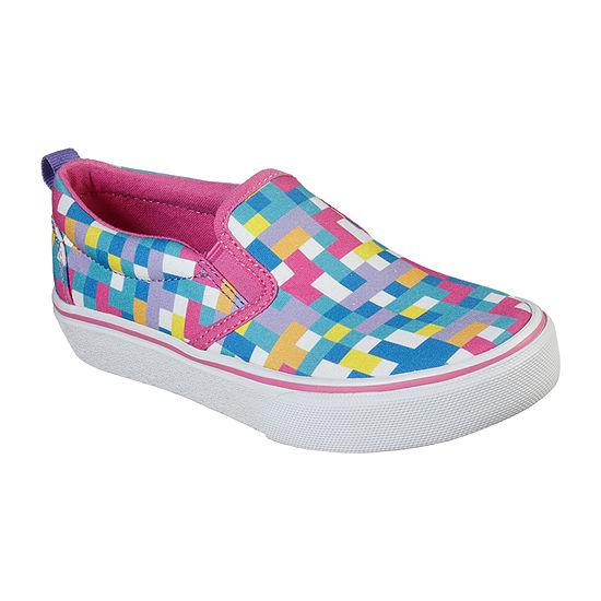 Skechers Marley Jr Pixel Little Kid/Big Kid Girls Sneakers
