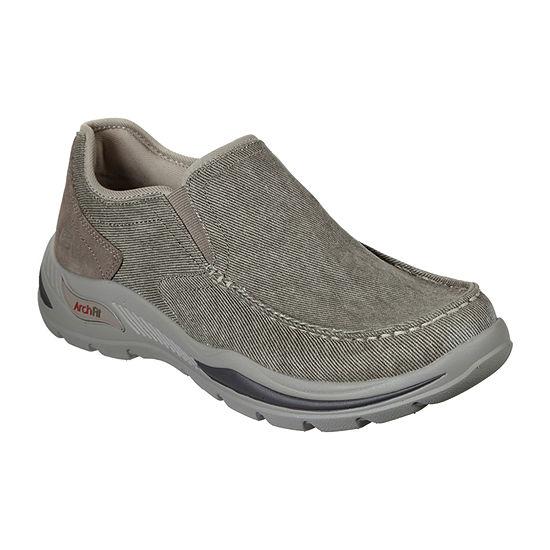 Skechers Mens Arch Fit Motley - Rolens Slip-On Shoe