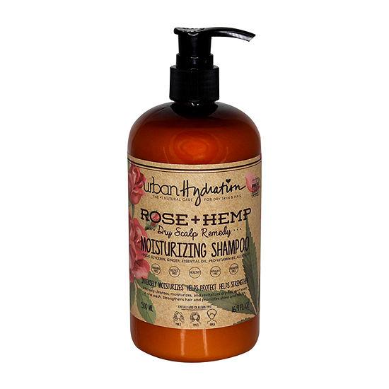Urban Hydration Rose Hemp Shampoo - 16.9 oz.
