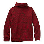 Hollywood Big Boys Long Sleeve Pullover Sweater